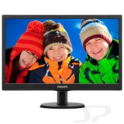 "Монитор PHILIPS LCD  19,5"" 203V5LSB26/ 62 10 - 3978"