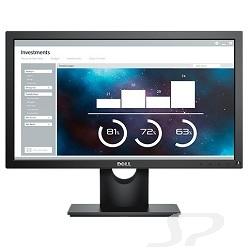"""Монитор Dell LCD  19.5"""" E2016H черный - 39482"""