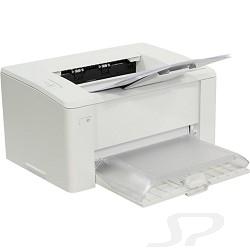 Принтер Hp LaserJet Pro M104a RU, лазерный, цвет: белый [G3Q36A] - 53079